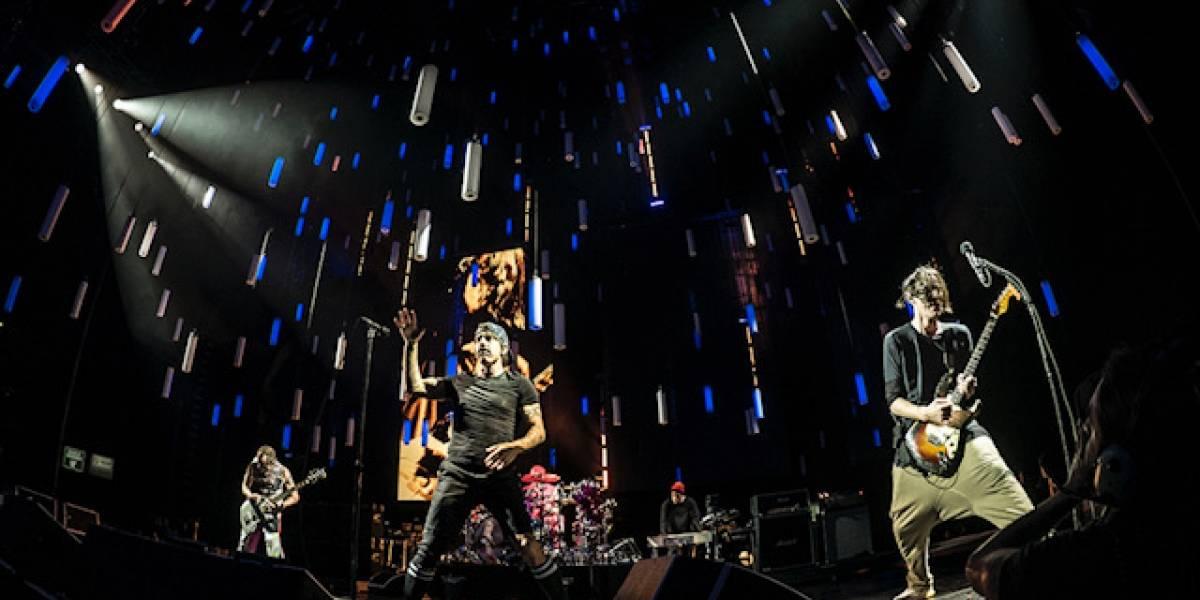 Así se vivió el concierto de Red Hot Chili Peppers en el Palacio de los Deportes