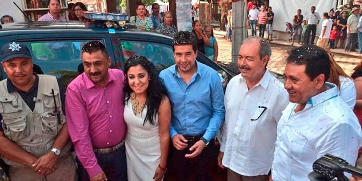Detienen a alcaldesa de Turicato, Michoacán, por homicidio