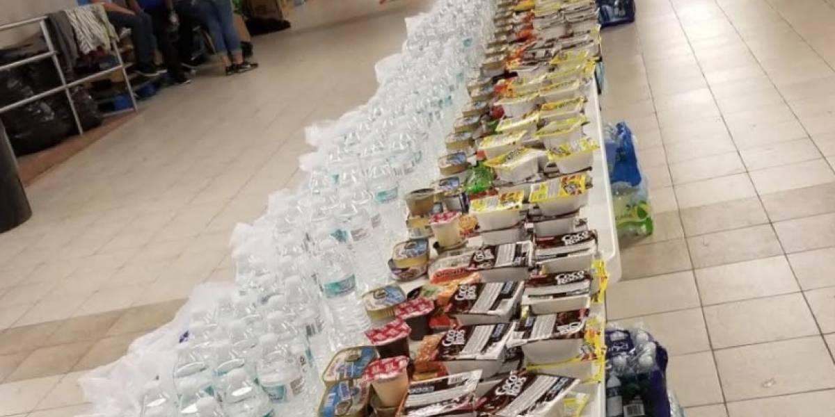 Vega Alta supera 10,300 entregas distribuidas entre damnificados