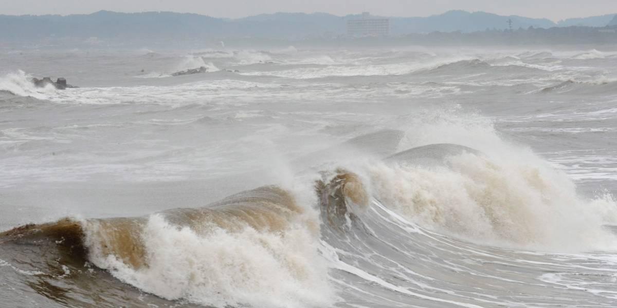 90 % de tsunamis del Mediterráneo fueron en realidad tormentas