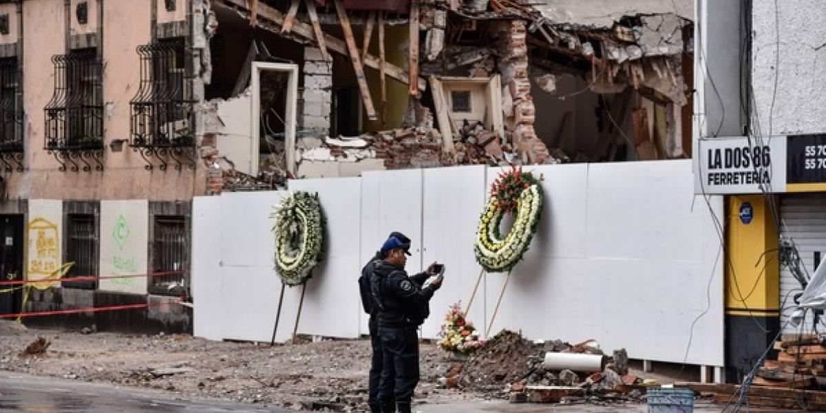 Habitantes de Puebla piden reconstruir primero iglesias que sus casas