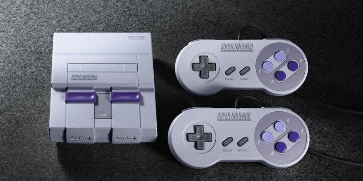 SNES Classic Edition un éxito en Japón