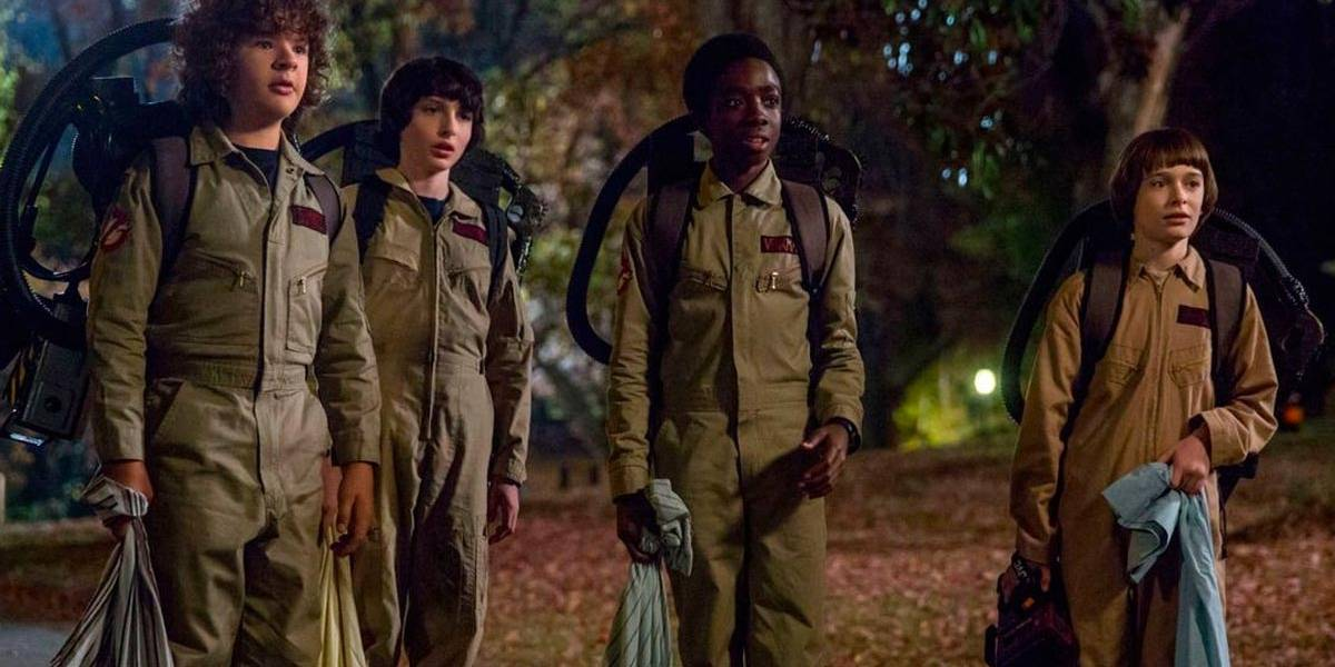 Segunda temporada recebe novo trailer — Stranger Things
