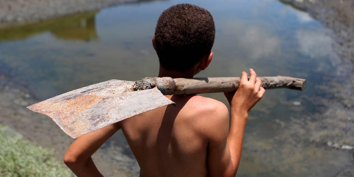 86% dos paulistanos são contrários ao trabalho infantil, diz pesquisa