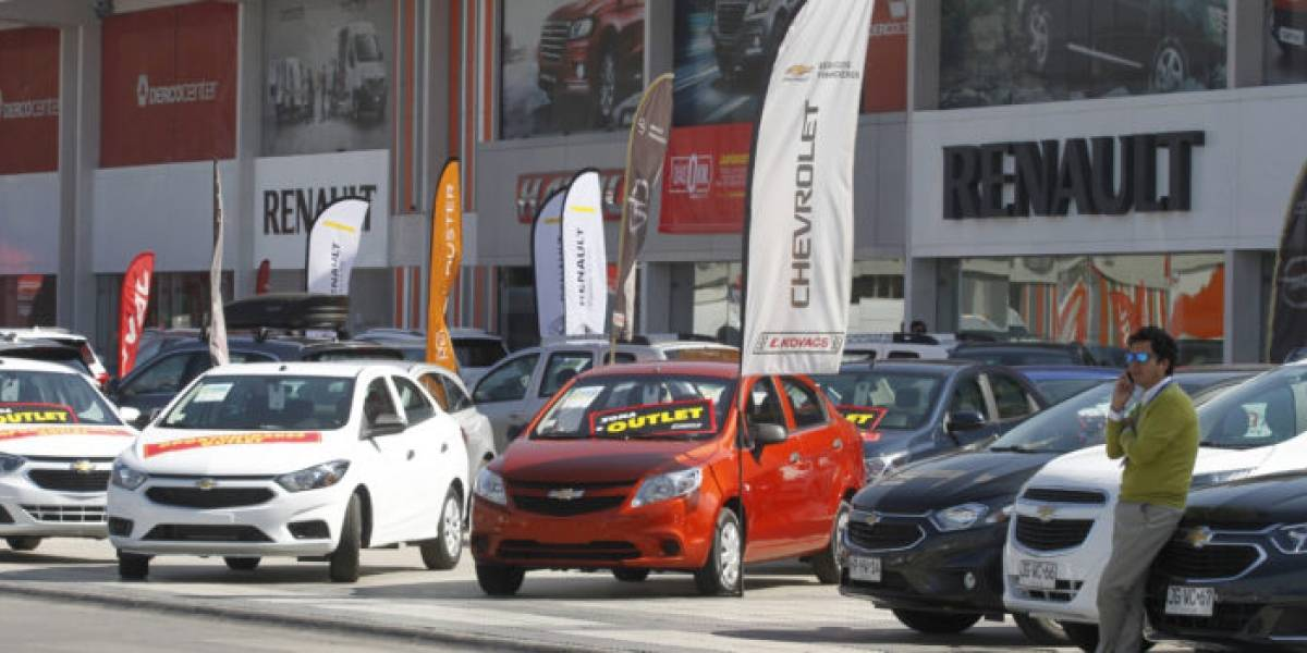Si antes los chilenos cambiaban el auto al quinto año, ahora sólo esperan hasta el tercero