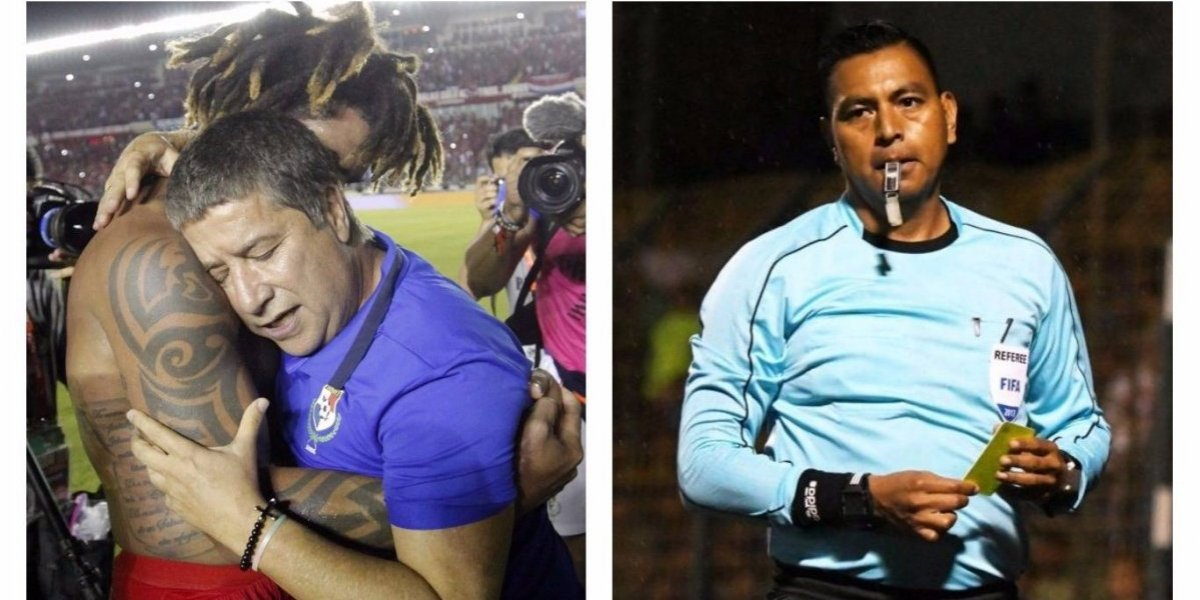 """VIDEO. Usuarios critican a Walter López por """"gol fantasma"""" de Panamá"""