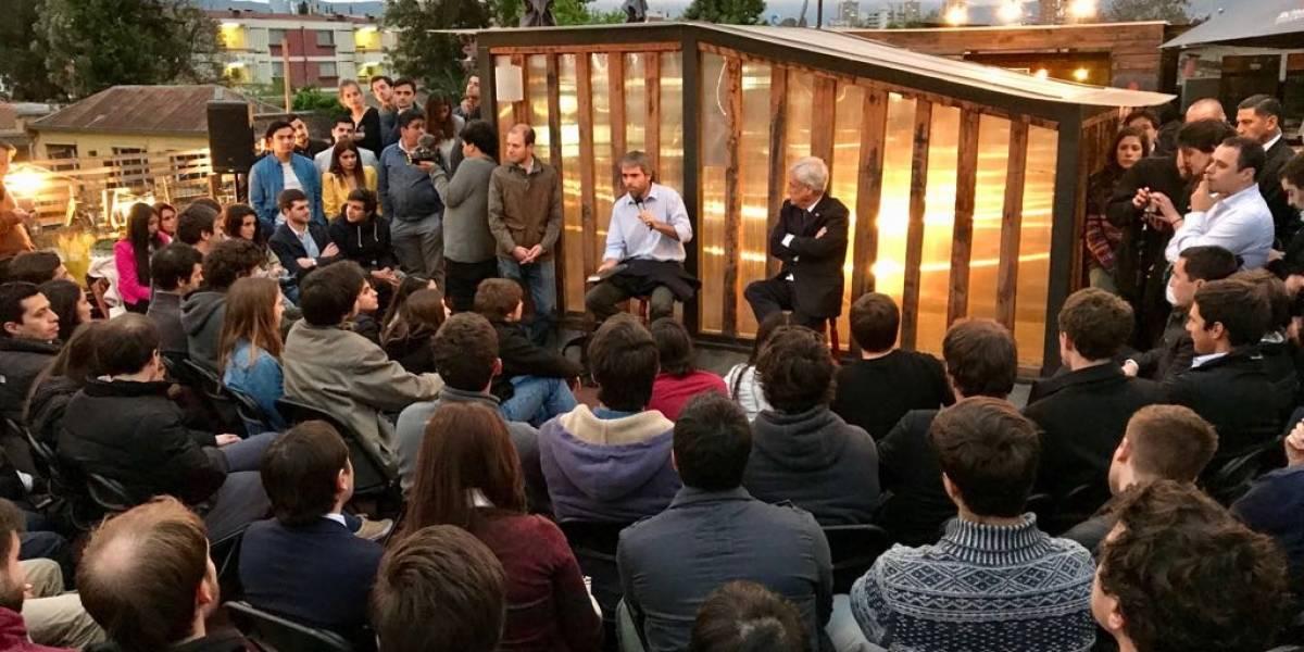 """Piñera asegura que tras 15 años la deuda de educación superior """"se condonará en todos los casos"""""""