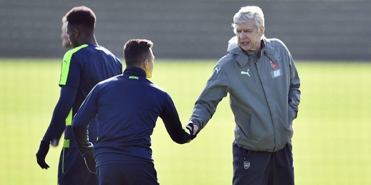 Alexis y Özil, saldrían del Arsenal