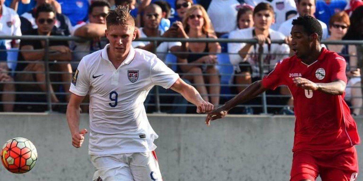 El islandés que jugó para Estados Unidos y se quedó sin Mundial