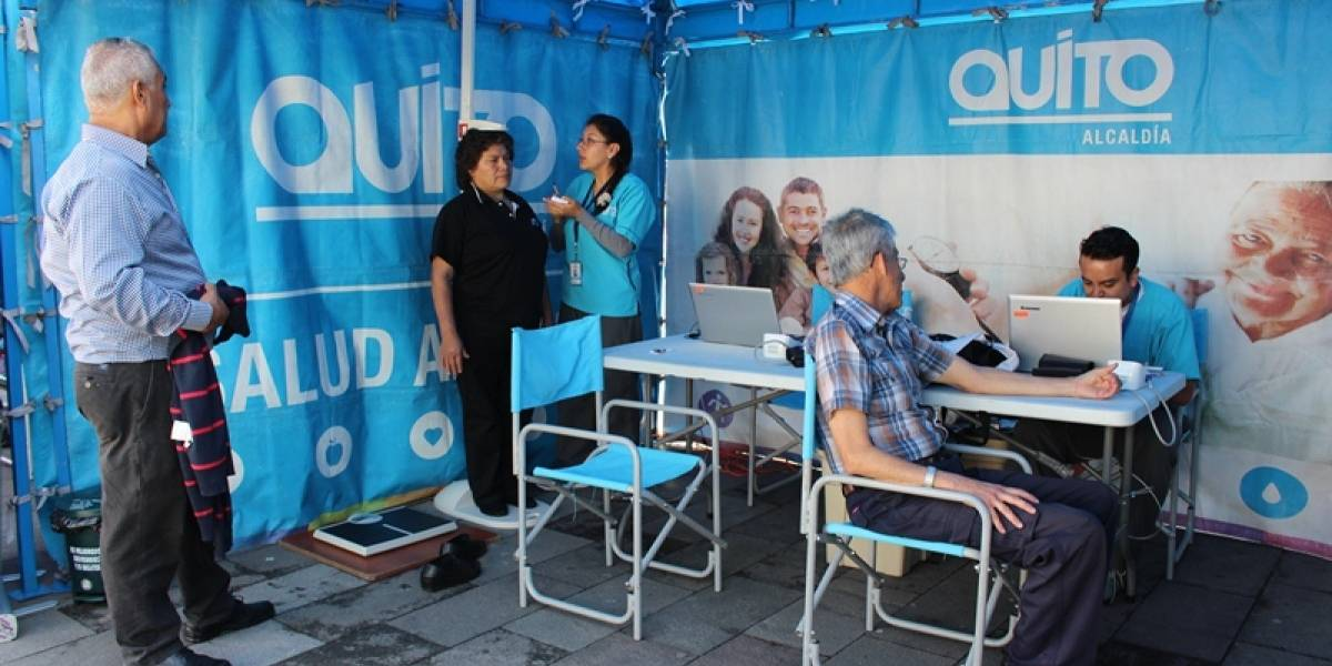 Quito: Valore su estado de salud en 20 minutos