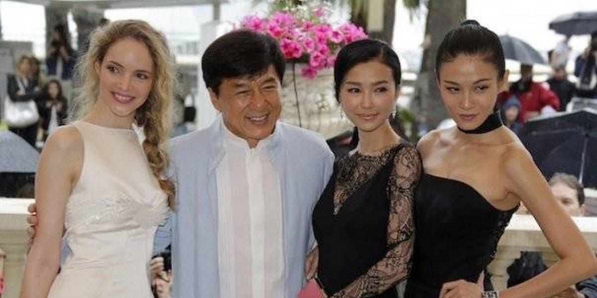 Con esta foto hija de Jackie Chan revela su homosexualidad y denuncia discriminación