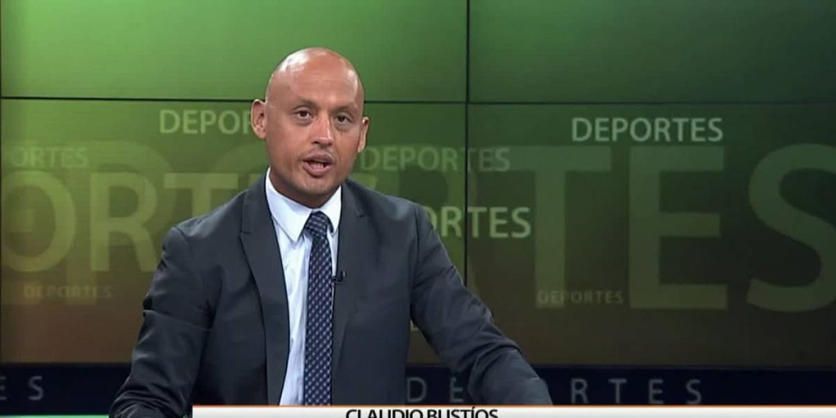 Claudio Bustíos y otros profesionales fueron despedidos de Canal 13