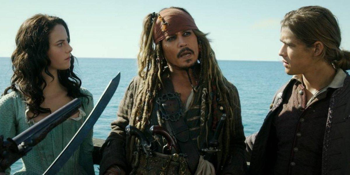 10 extras que incluye el Blu Ray de Piratas del Caribe: la venganza de Salazar