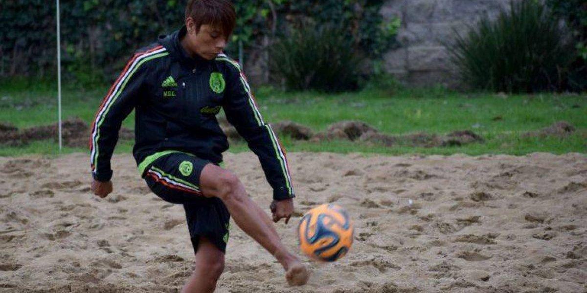 Maribel Domínguez es la entrenadora del nuevo Tri femenil de playa