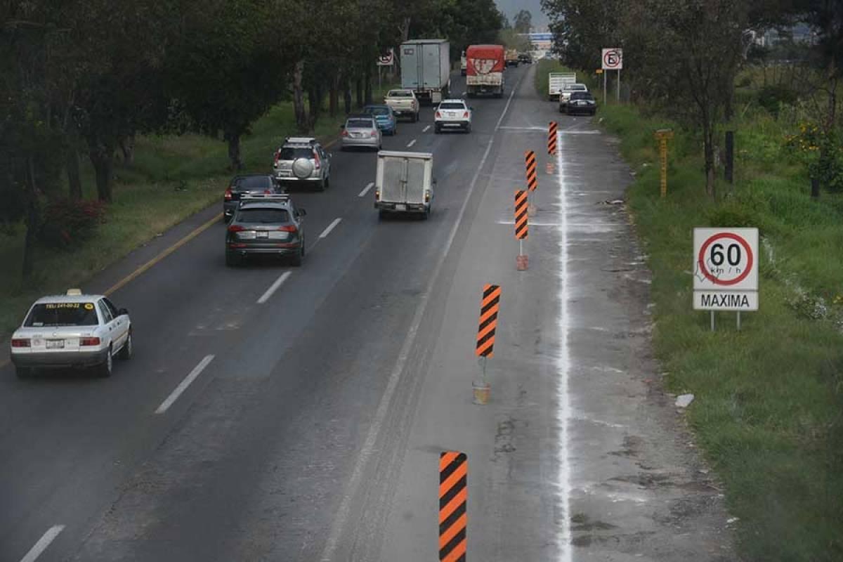 Inicia construcción de retorno elevado en Carretera a Nogales