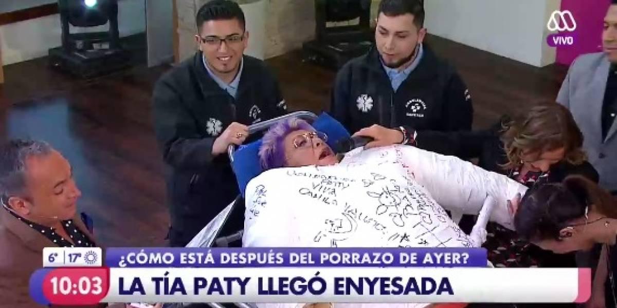 """Reconocida página de """"memes"""" se burla de Patricia Maldonado"""