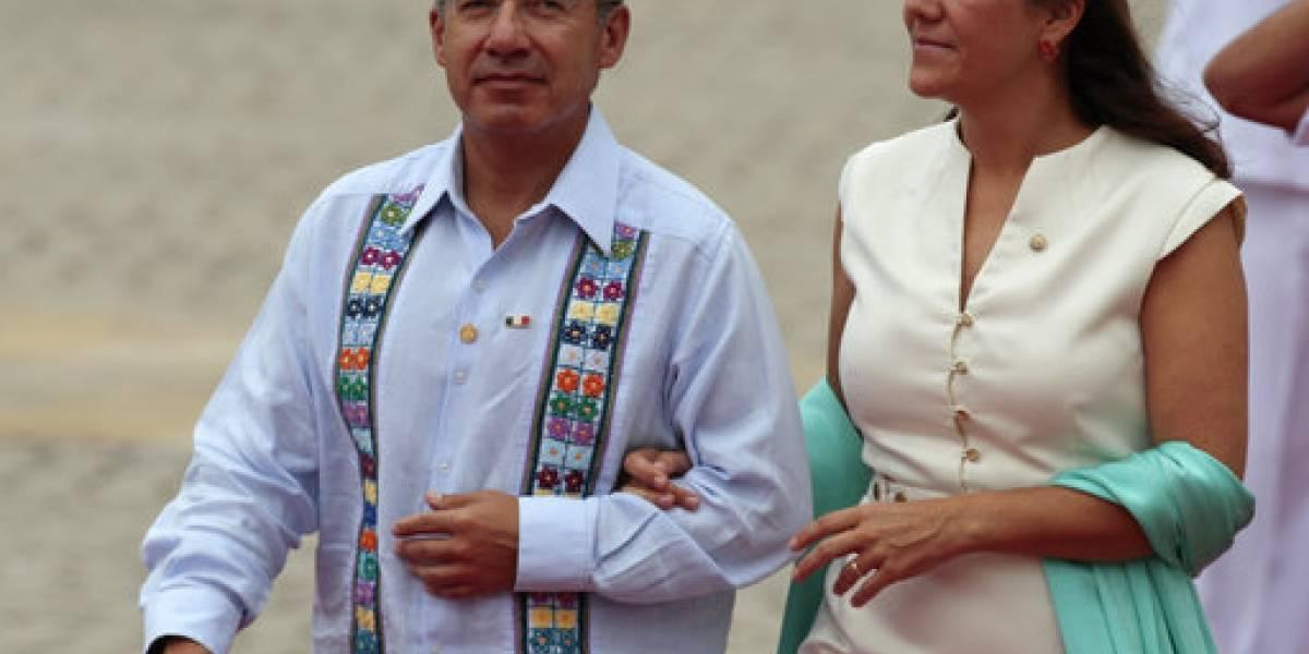 Exprimera dama de México busca ser presidenta