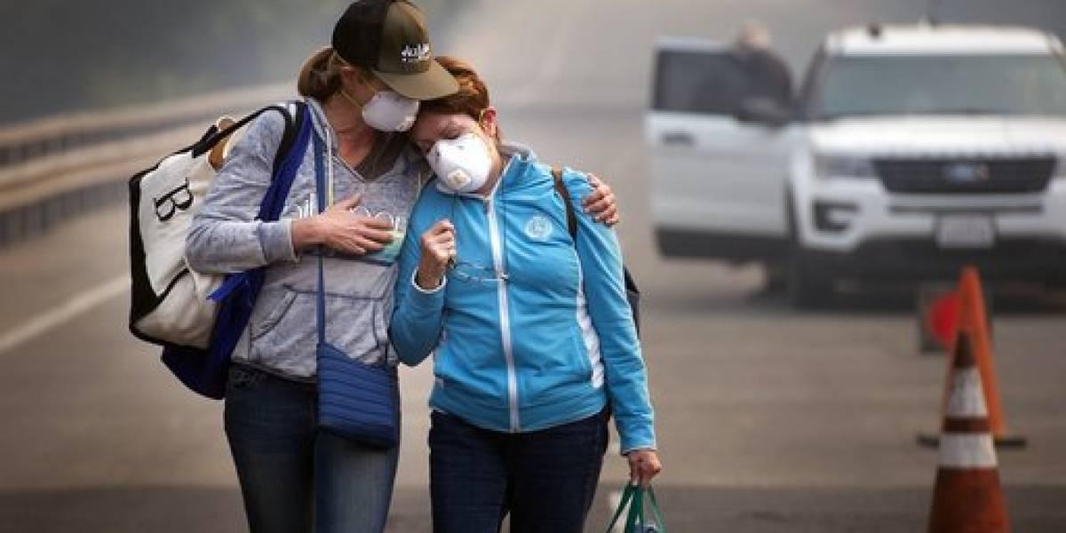 Letales incendios de California podrían ganar fuerza