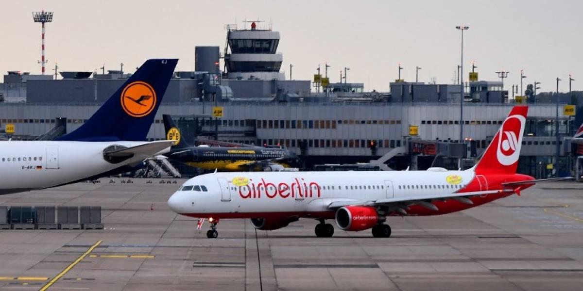 Lufthansa va a adquirir la mayor parte de la quebrada Air Berlin por 1.500 millones euros