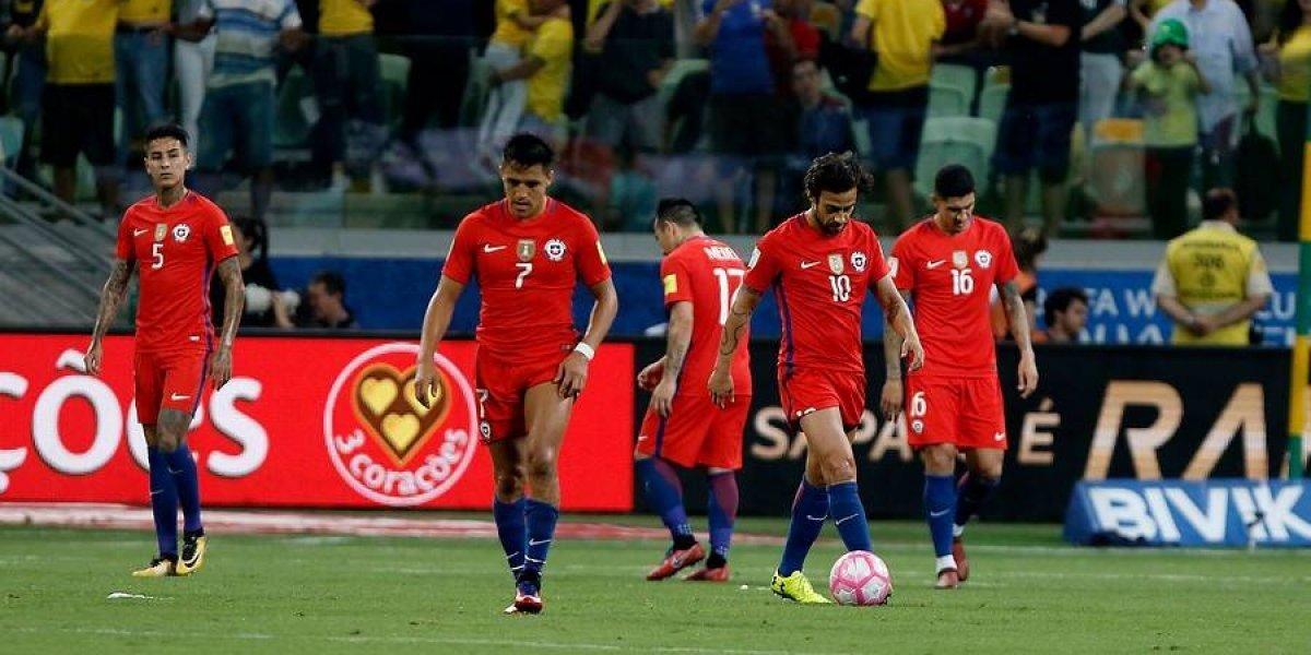 Somos los malos: en toda América se burlaron y festejaron la eliminación de Chile