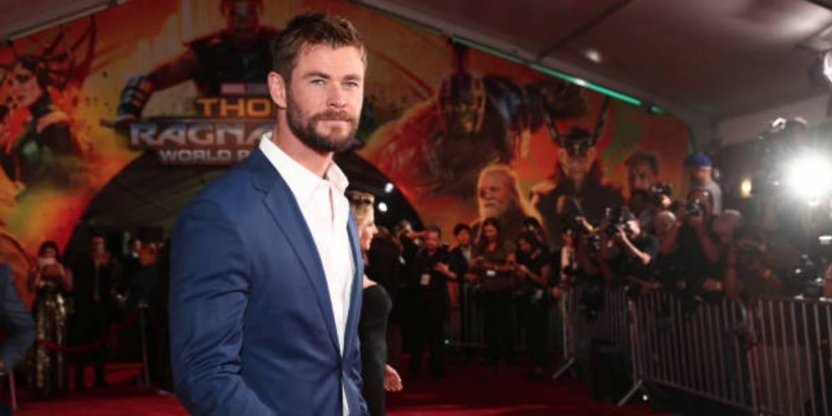 Thor: por esta razón se cortó el cabello Chris Hemsworth