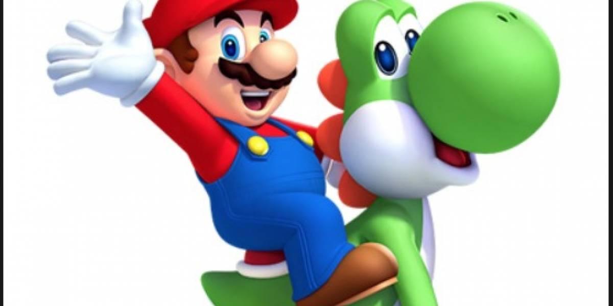 Creadores de Mario Bros revelan el origen de Yoshi
