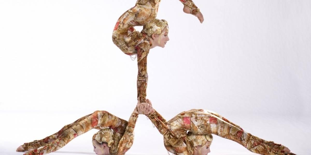 Este fin de semana el Cirque du Soleil por Film & Arts