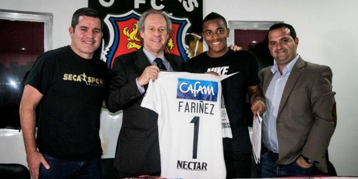 Oficial: Millonarios presentó a Wuilker Fariñez como refuerzo