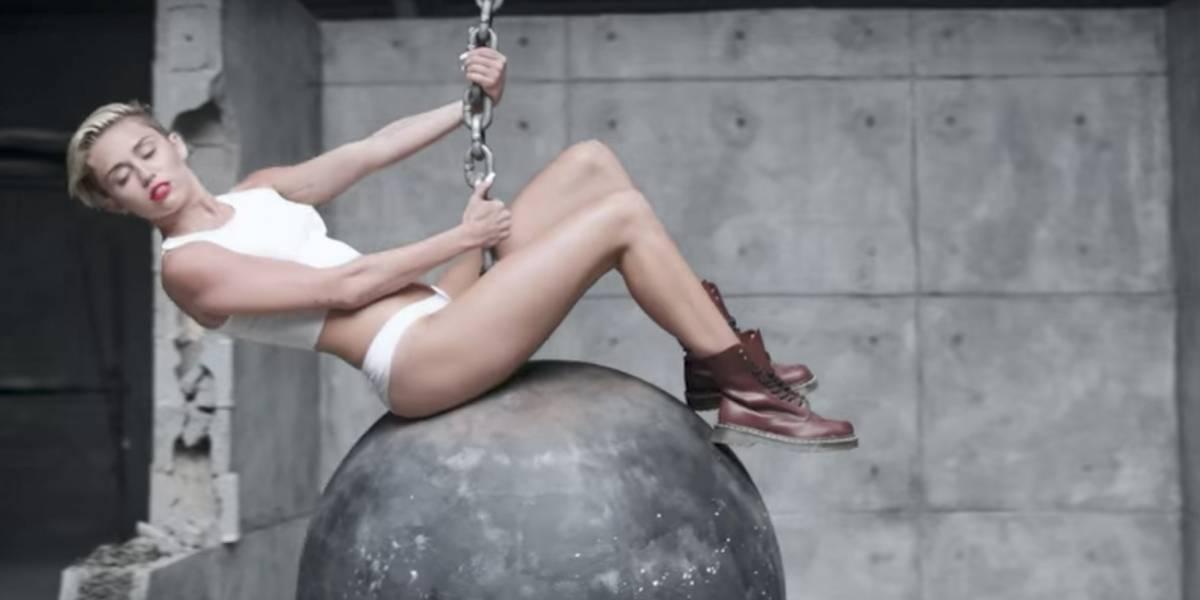Miley Cyrus reveló que estaba drogada cuando filmó 'Wrecking Ball'