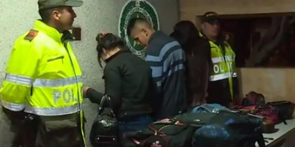 La hora en la que más roban en la Av Jiménez en Bogotá