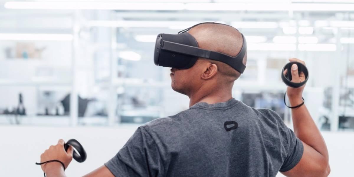 Facebook presentó sus nuevas gafas de realidad virtual Oculus Go