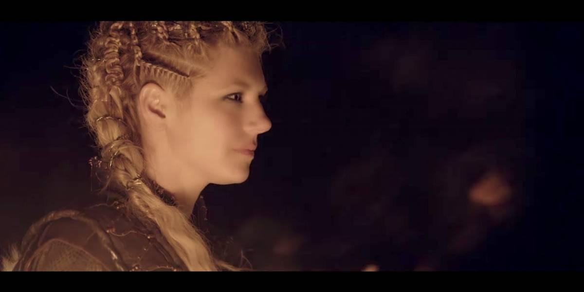 """""""Vikingos"""": Presentan nuevos avances y el poster oficial de la quinta temporada"""