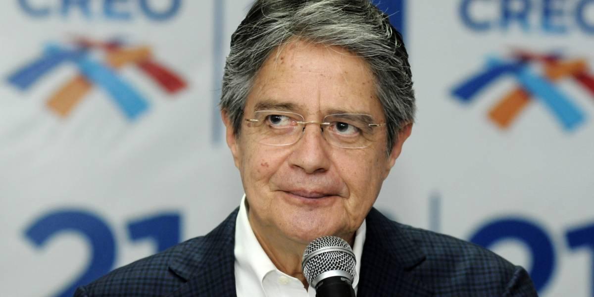 Guillermo Lasso dice no estar de acuerdo con Programa Económico del Gobierno