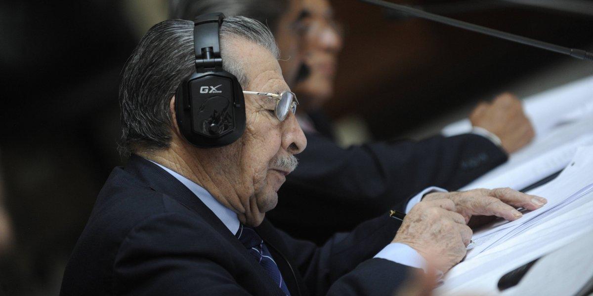 """Caso Ríos Montt: Caldh pide justicia para las víctimas; Zury Ríos sostiene que """"no hubo genocidio"""""""