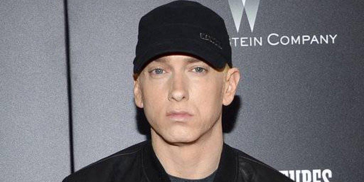 Eminem señala de racista a Trump en un polémico video