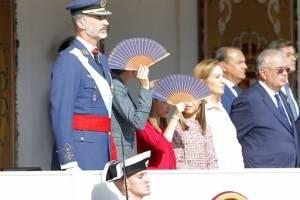 Rey Felipe en el Día de la Hispanidad 2017