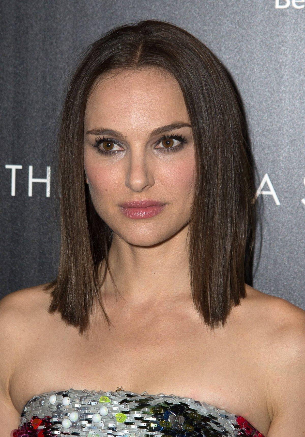 Natalie Portman poco cabello