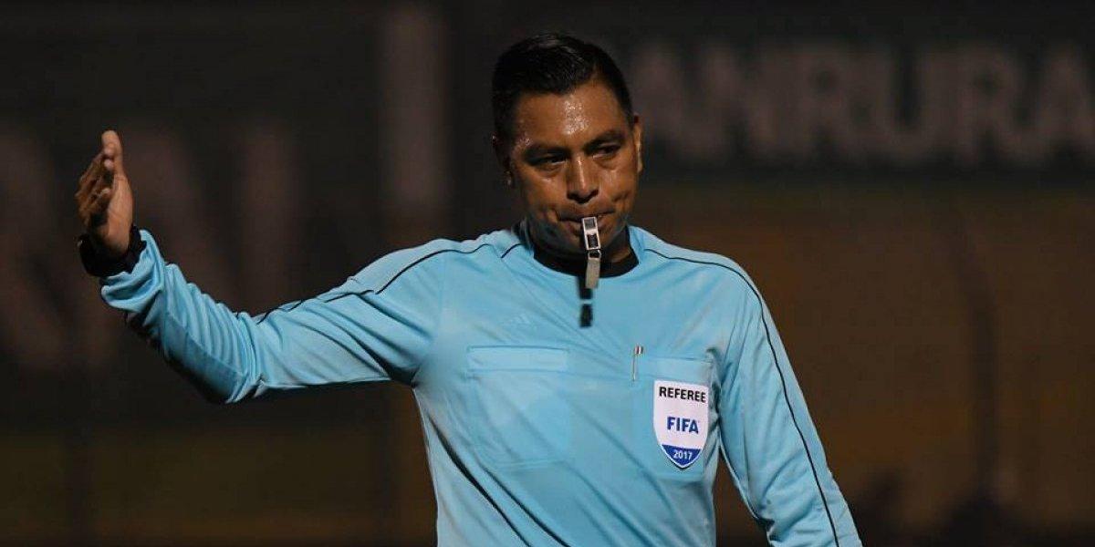 """Infantino habla del """"gol fantasma"""" y del error del árbitro Walter López"""