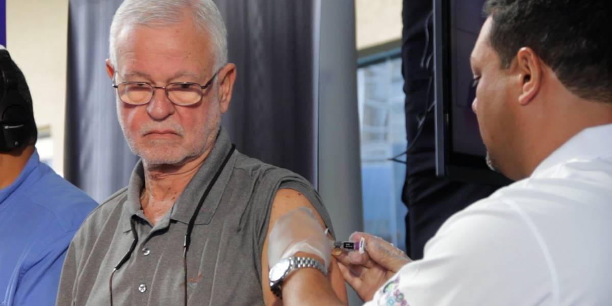 Salud anuncia campaña de vacunación masiva alrededor de P.R.
