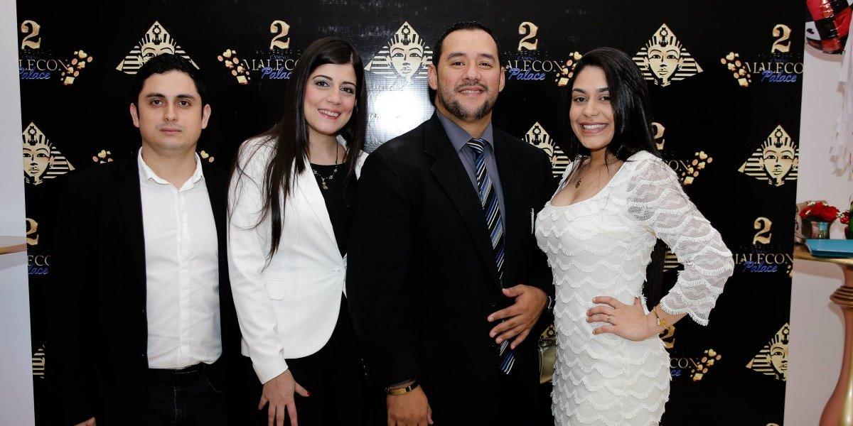 #TeVimosEn: Segundo aniversario Casino Malecón Palace