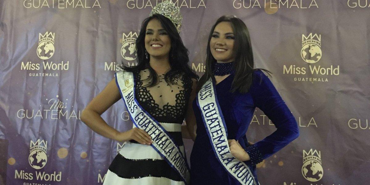 El confuso nombramiento de Virginia Argueta como Miss Mundo Guatemala 2017