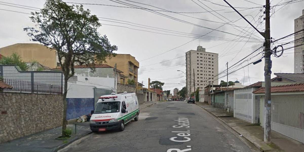 Idoso morre carbonizado em Santo André