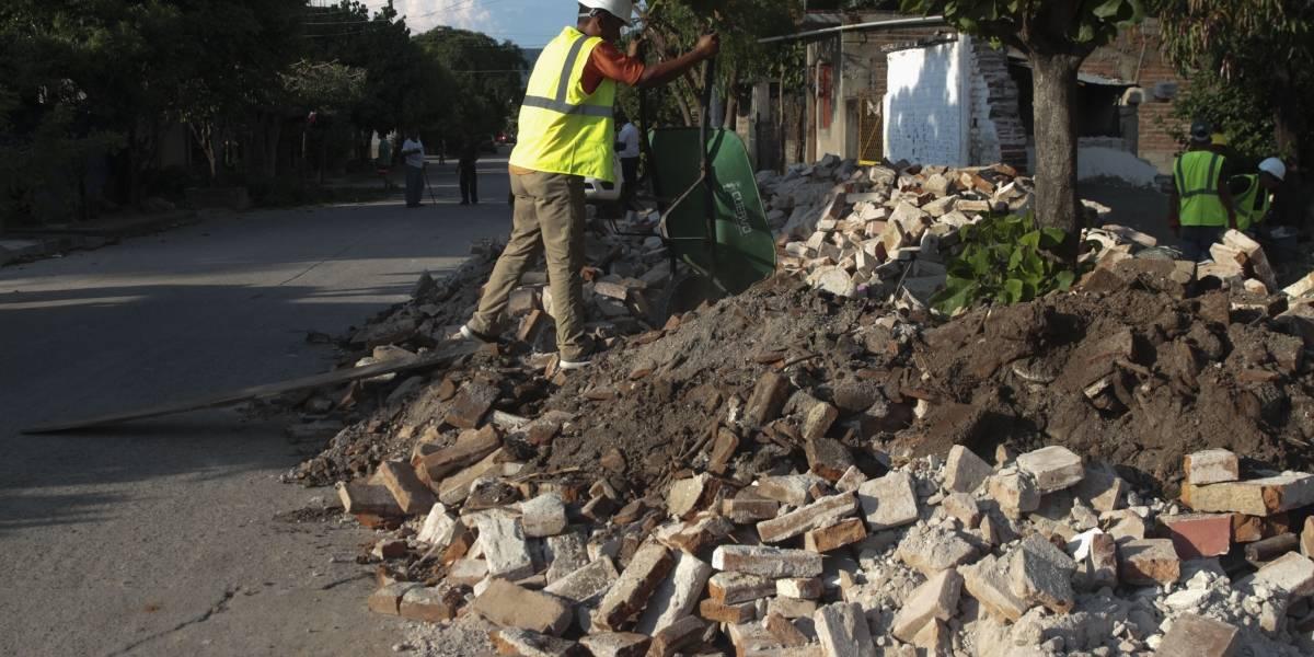 Van más de siete mil réplicas de los sismos de septiembre