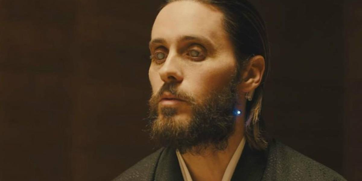 "Jared Leto explica exactamente porqué se volvió ciego con ""Blade Runner 2049"""