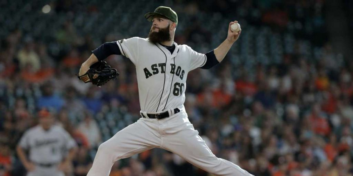 Yankees ante reto de vencer a Dallas Keuchel