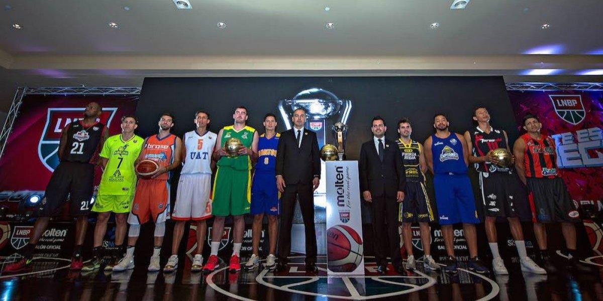 Aureoles impulsa al equipo profesional de basquetbol