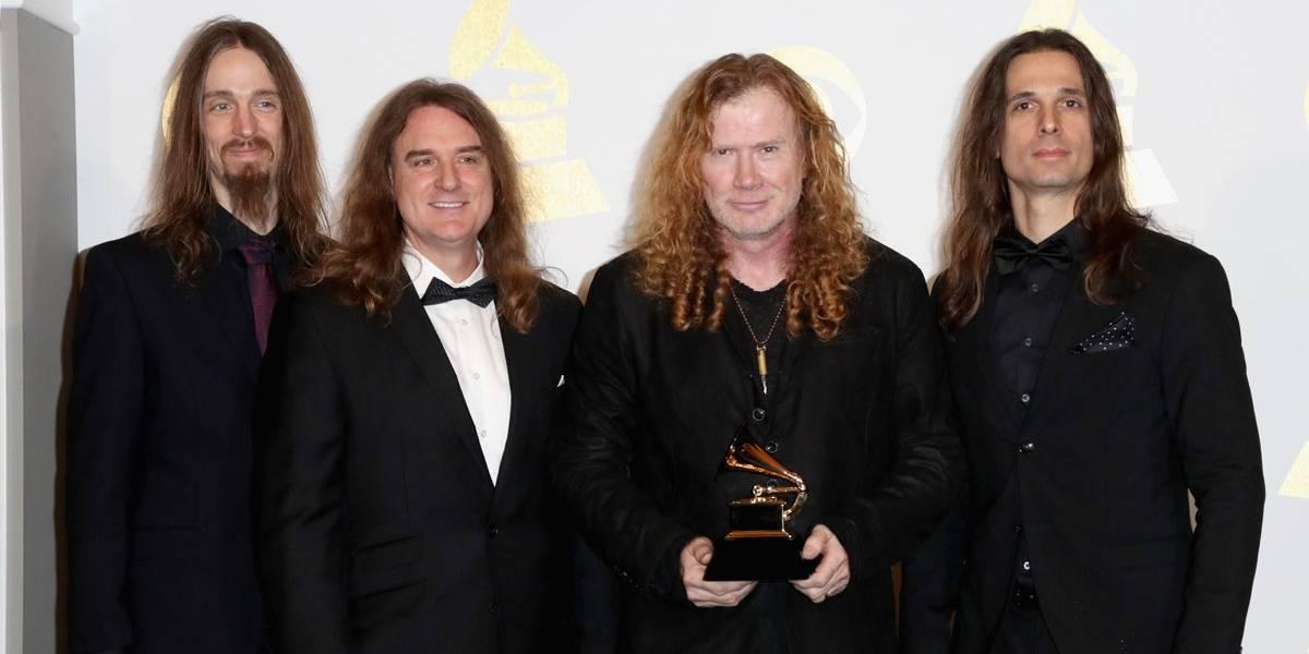 Megadeth só não tem a mídia do Safadão, brinca o guitarrista Kiko Loureiro