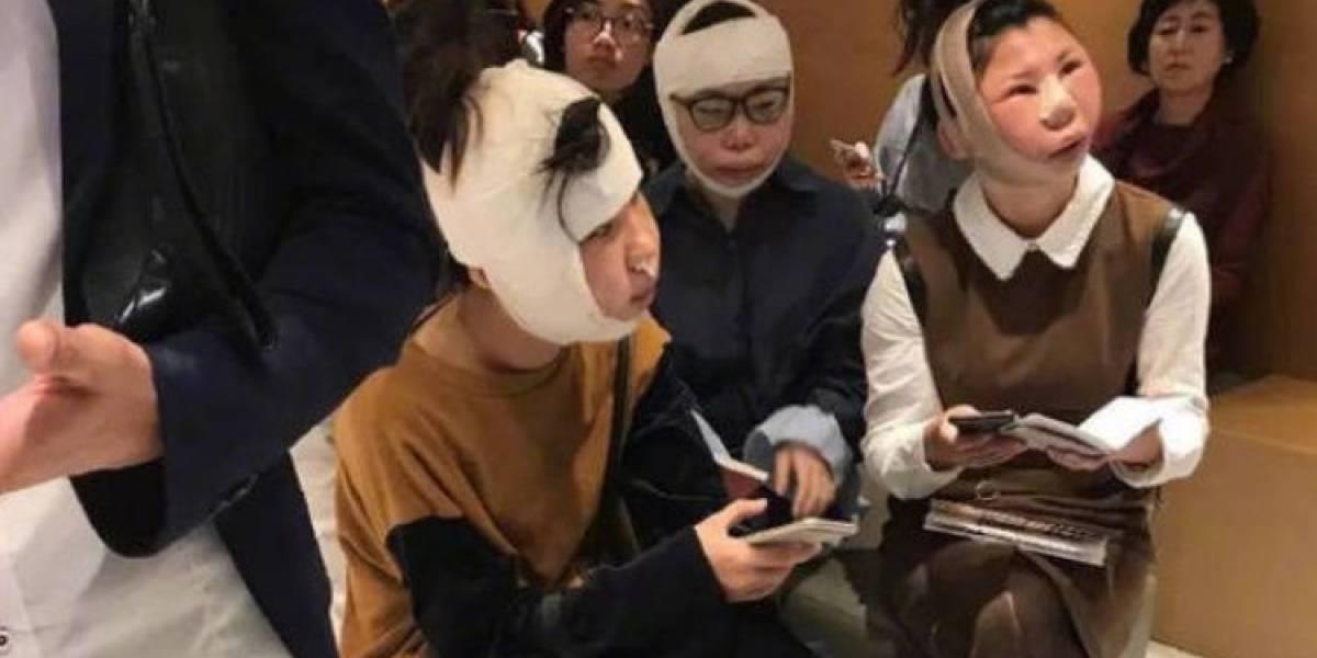 Mujeres recién operadas fueron detenidas por no parecerse a la foto de su pasaporte