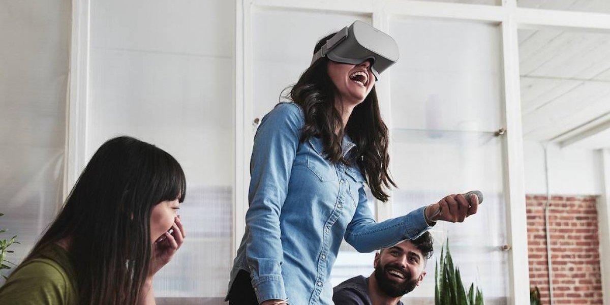 Facebook presentó su nuevo equipo VR: Oculus Go
