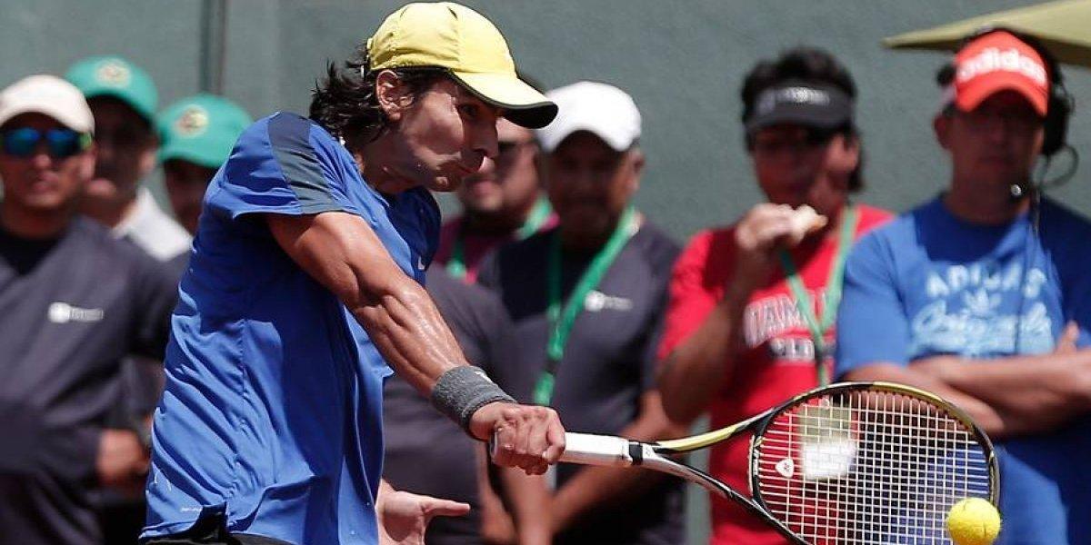 Julio Peralta sigue brillando en China: llegó a cuartos del dobles en el Masters 1.000 de Shanghai